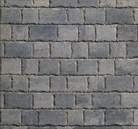 PLASMOR - COMO TUMBLED SETTS - GRANITE STONE